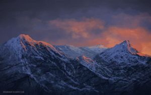 Blue mountains by atma33