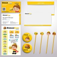 Marketing Collateral Design for DomainKing APAC by CzaGarcia