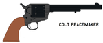 Colt Peacemaker by bagera3005