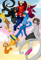 Homestuck! by Teoclio