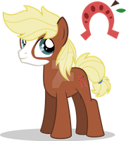 Johnny Appleseed by MLP-TrailGrazer