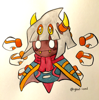 Taranza by local-owlman