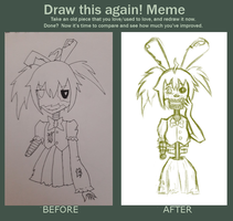 Before And After by Penpaii