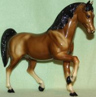 Breyer Glossy FAS - Sheik - Stock by Lovely-DreamCatcher