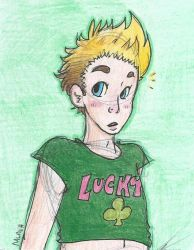 lucky niall by SiXProductions