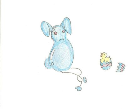 OSR-Jelly Bunny Easter by airgirl555