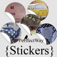 {Sticker Icons} by PerffectWay