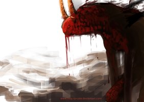red specimen by P-cate