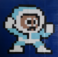 Iceman Pixel by DuctileCreations
