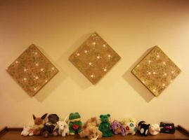 Floral Wall Art - Finished by erin-c-1978