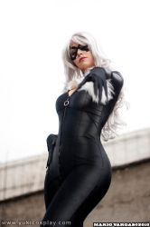 Black Cat Cosplay - Choose you by Yukilefay