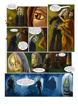 Hive 53 - Weakness - Page9 by Draco-Stellaris