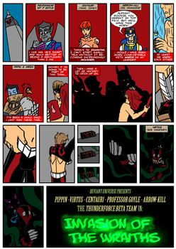 DU: Invasion of the Wraiths - Page 1 by Speedslide