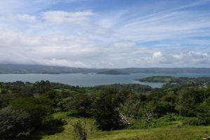 Lake Arenal by RozenGT
