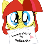 Vulnerability and Solidarity by AaronMk