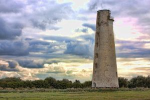 Leasowe Lighthouse by LuntPhotography
