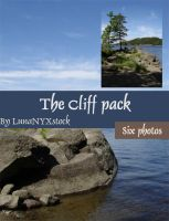 The cliff pack by LunaNYXstock