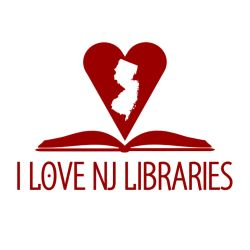 I Love NJ Libraries Logo 1 by Mazzy12345