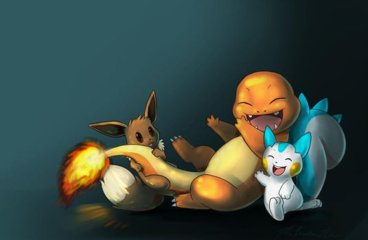 Day7 - Most adorable Pokemon by TheBrokenTV