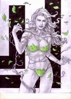 POISON IVY by NOORA (03212018) by rodelsm21