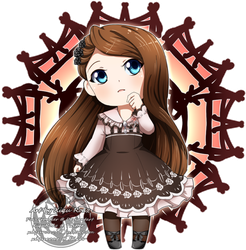 (CP) Chibi Lucille by Poi-Frontier