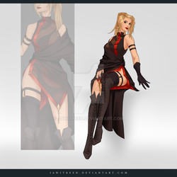 (CLOSED) Adoptable Outfit Auction 296 by JawitReen