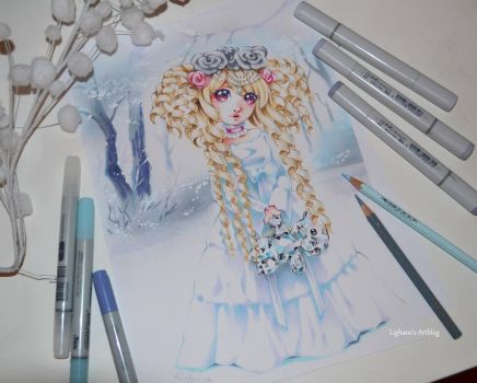 Snow Princess Annie by Lighane