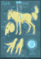 Spirit Reference Sheet [OLD] by AlfaFilly