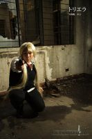 Gunslinger Girl: Triela V by bloodyblue