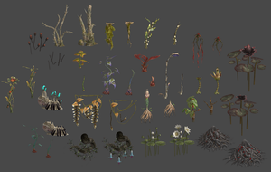 DAI Crafting Plants XPS by Padme4000