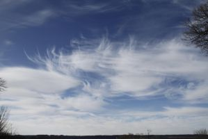 Whispy clouds cousin by kyrieleigh