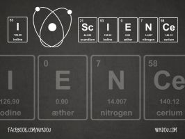 I Love Science by WirdouDesigns