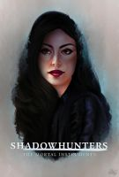 Isabelle Lightwood by LillyTalent