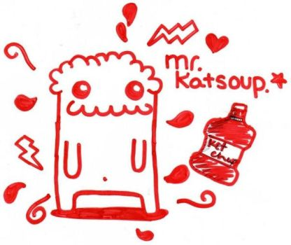 Mr. Kat Soup by dgomr