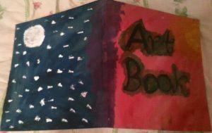 Day and Night Art Book by MarieAngel04