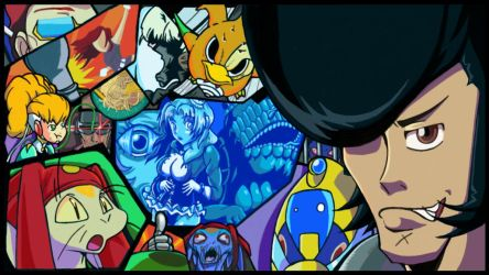 Space Dandy - Episode 1 to 5! by SAB-CA