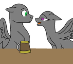 A druken Love (base 2) by theponygaming