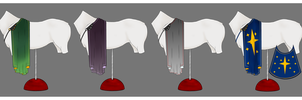Equine Sholder Capes | OPEN by NorthernMyth