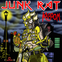 Junk Rat via Iron Maiden by MichaelJLarson