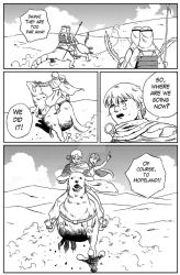 Snow and Sand Romance Ch 4 Pg 23 by ferryo