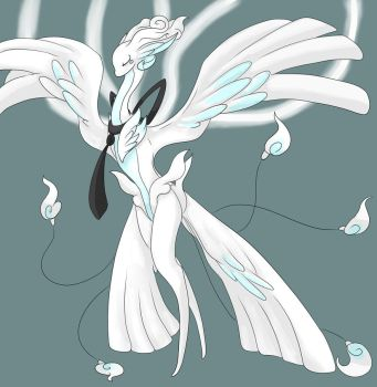 white wing (redraw) by thetwinsisters