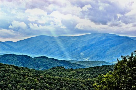 Smoky Mountains by old74