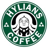Hylians Coffee by ever-so-excited