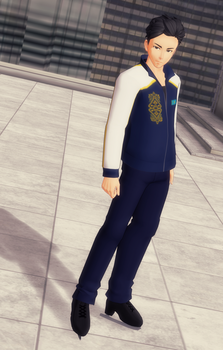 MMD - Otabek Altin DOWNLOAD by MMD-Ringtail