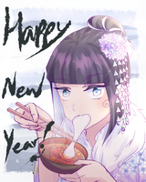 .:BnHA-Pro:. Happy New Year! by Kumano-san