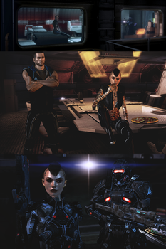 Mass Effect Aftermath - Page 196 by Nightfable