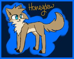 Honeydew o.o by Kichi-Doodles