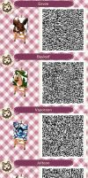 Pokemon QR Codes by shmad380