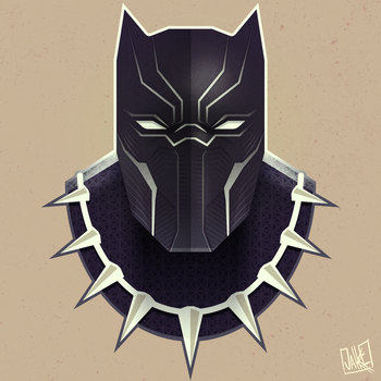 Black Panther by JakkeV