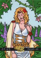 Flora Goddess of Flowers by ElainePerna